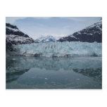 Reflexiones glaciales 2 tarjeta postal