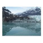 Reflexiones glaciales 3 tarjeta postal