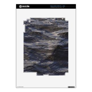 Reflexiones oscuras calcomanías para el iPad 2