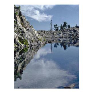"""Reflexiones rocosas folleto 8.5"""" x 11"""""""