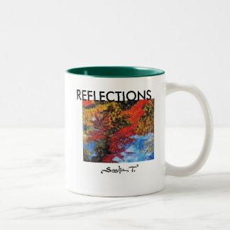 Reflexiones - taza