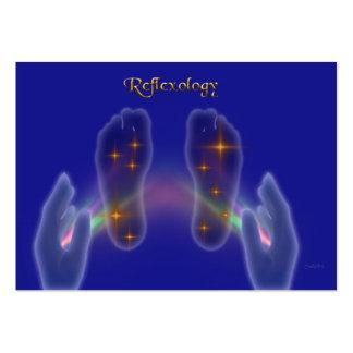 Reflexology Business Card Templates