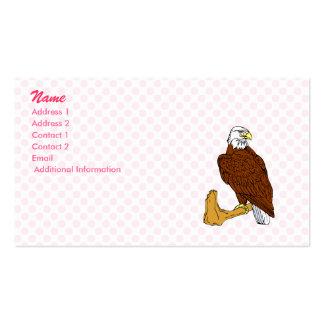 Reflujo Eagle Tarjetas De Visita