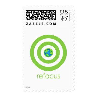 Refocus Postage