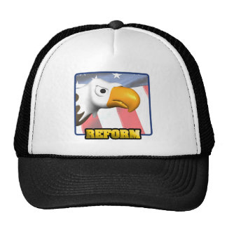 Reform Mesh Hats