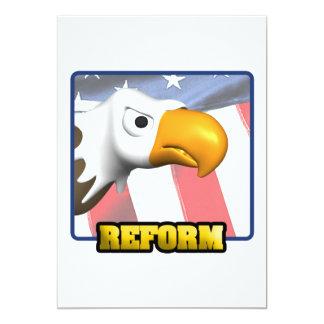 Reform Custom Announcements
