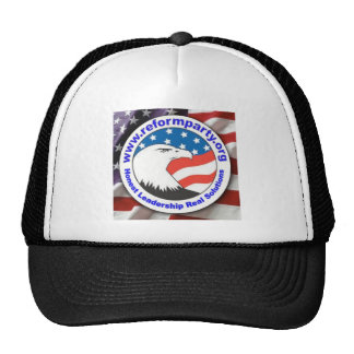 Reform Party Eagle 3 Trucker Hat