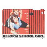 Reform School Girl (1957) iPad Case