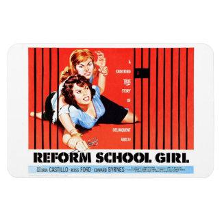 Reform School Girl (1957)  Magnet