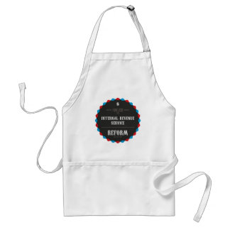 Reform The Tax Code Adult Apron