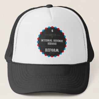 Reform The Tax Code Trucker Hat