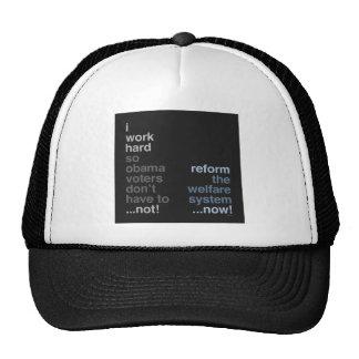 Reform The Welfare System Trucker Hat