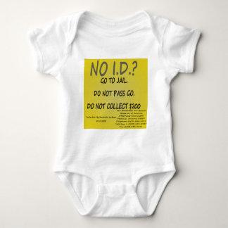 Reforma de inmigración body para bebé