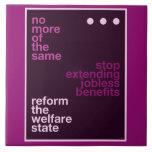 Reforma del bienestar azulejo ceramica