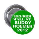 Reforma Wall Street de Roemer 2012 del compinche