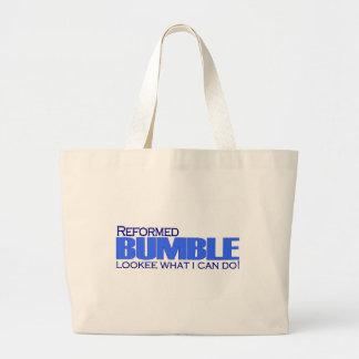 Reformed Bumble Jumbo Tote Bag