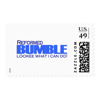 Reformed Bumble Postage Stamps