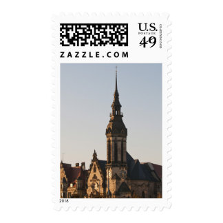 Reformed Church Leipzig, Germany Stamps