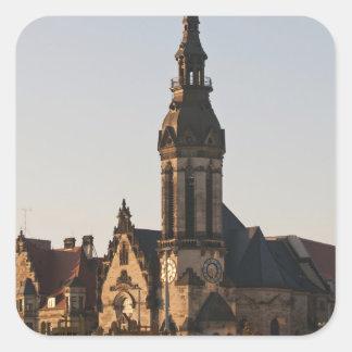 Reformed Church Leipzig, Germany Stickers