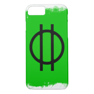 Reformed Druid Earth Symbol iPhone 7 Case