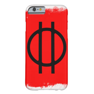 Reformed Druid Fire Symbol Barely There iPhone 6 Case