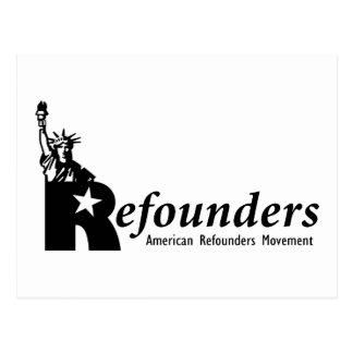Refounders Postcard
