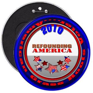 Refounding America Button