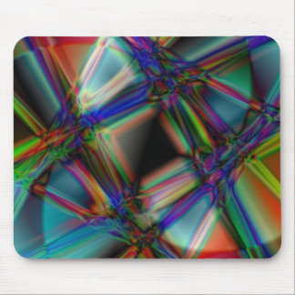 Refraction Mouse Pad