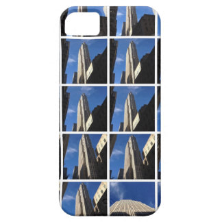 Refraction of 30 Rockefeller Center for IPhone iPhone 5 Cover