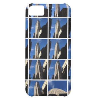 Refraction of 30 Rockefeller Center for IPhone Cover For iPhone 5C