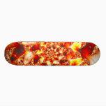 Refractive Heat - Fractal Skateboard