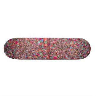 Refractorchasm Custom Skate Board