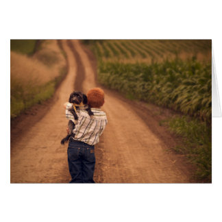 ReFramed - The Jake Olson Story Greeting Card