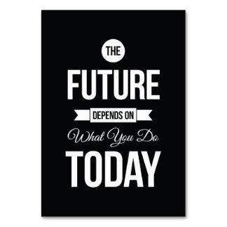 Refrán de motivación el negro del futuro
