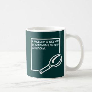 Refrán maorí tazas de café