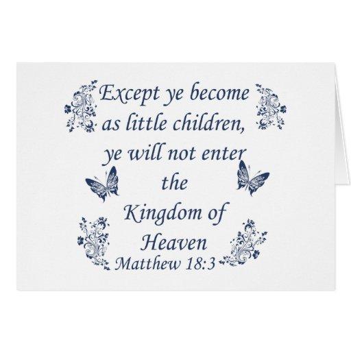 Refranes inspirados de la biblia tarjeta de felicitación