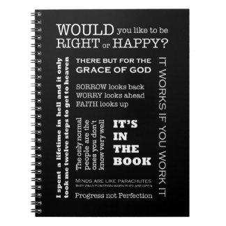 Refranes y lemas 4 del AA Libros De Apuntes