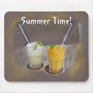 Refrescos fot a Summer Day Mouse Pad