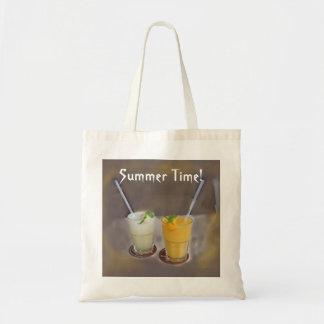 Refrescos fot un día de verano bolsa de mano