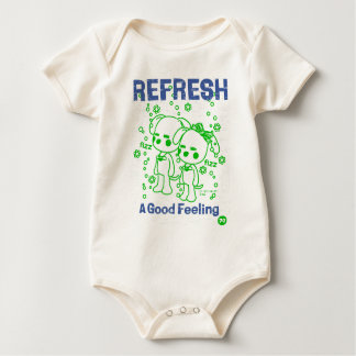 REFRESH - A Good Feeling - 1-Style Of Vintage Baby Bodysuit