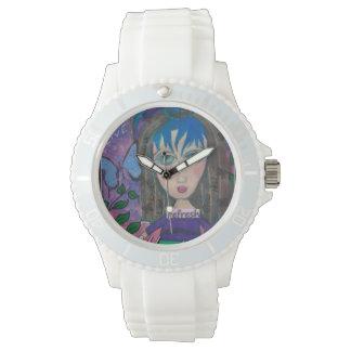 Refresh design in sporty watch