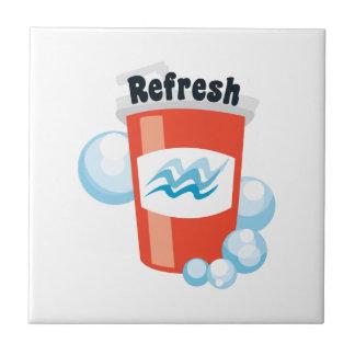 Refresh Tile