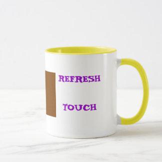 REFRESH TOUCH MUG