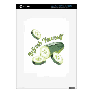 Refresh Yourself Skins For iPad 3