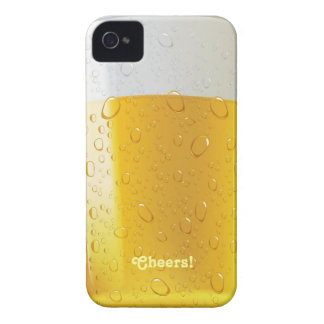 Refreshing Beer iPhone 4 Case-Mate Cases