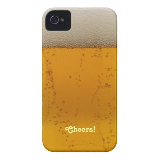 Refreshing Beer iPhone 4 Case