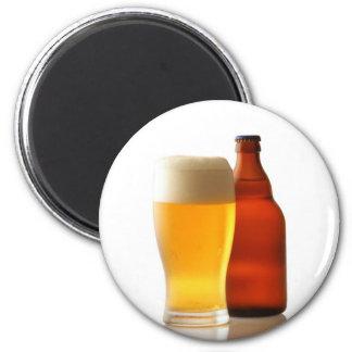 Refreshing Beer Magnet