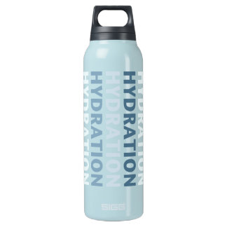 Refreshing Beverage Insulated Water Bottle