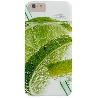 Refreshing Cocktail with Limes and Straw Barely There iPhone 6 Plus Case