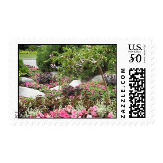 Refreshing Garden Postage
